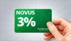 Программа лояльності на прикладі клієнта NOvus